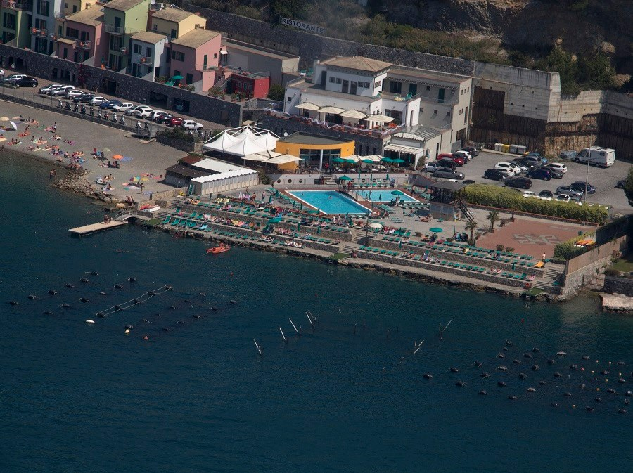 Webcam Meteo Porto Venere in diretta | Residence Le Terrazze